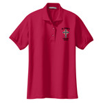 L500 - S234-E001 - EMB - Ladies Easy Care Polo